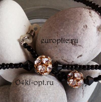 "Цепочка ""Сrystal Magic Dark Night "" Swarovski"